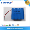 18650 7.4v 8000mah heated jacket rechargerable lithium ion battery pack