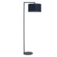 Modern design stand floor lamp with high quality for family and hotel decoration lighting, wrought iron temperature of the lacqu