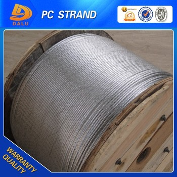 Hot Sale Spiral Stranding Wire Rope Make Different Size Steel Core ...