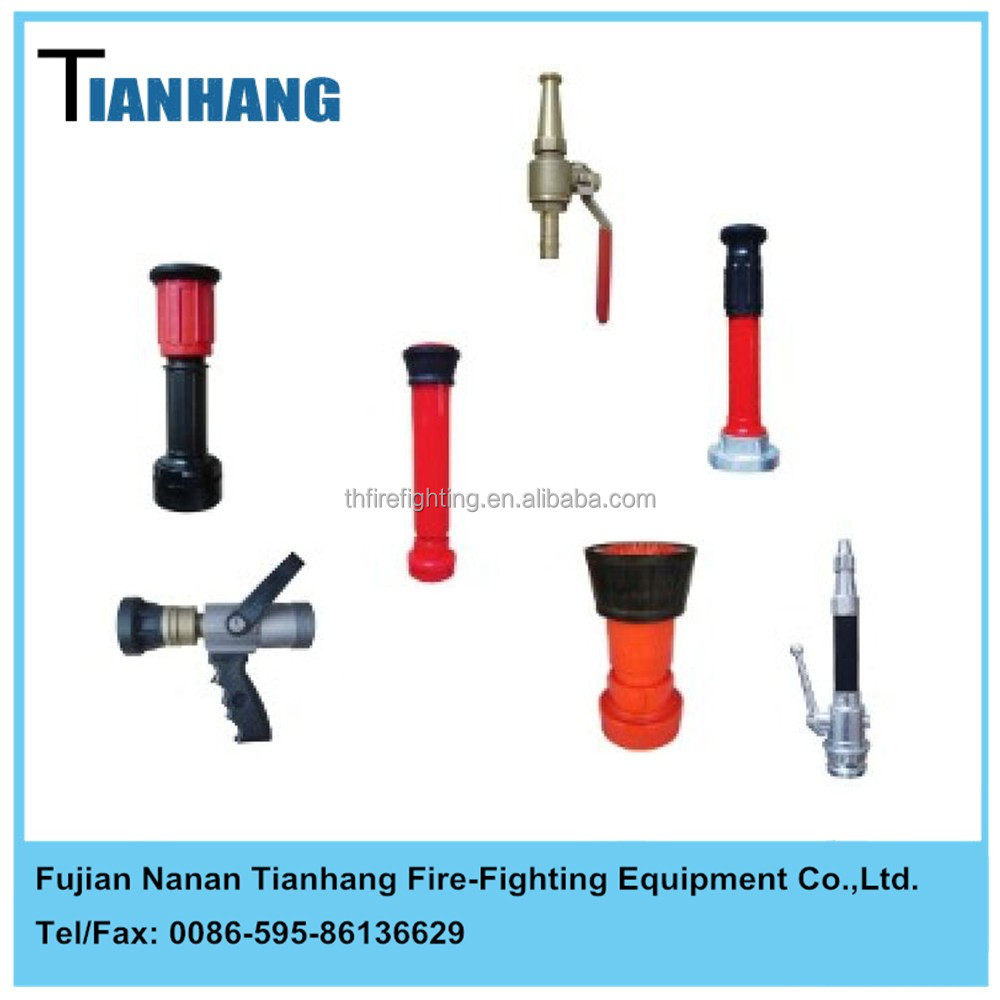 American Fire Hose And Cabinet Spray Jet Fire Hose Nozzle Spray Jet Fire Hose Nozzle Suppliers