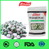 Supplier houssy fried high quality green wasabi peas
