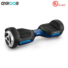 "Gyroor best selling 6.5"" swift smart balance scooter 250W*2 hoverboard with APP OEM"