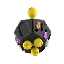 Toys 2017 diy style anxiety attention stress relief fidget cube for adult and children best children gift