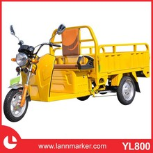Electric Cargo Adult Tricycle