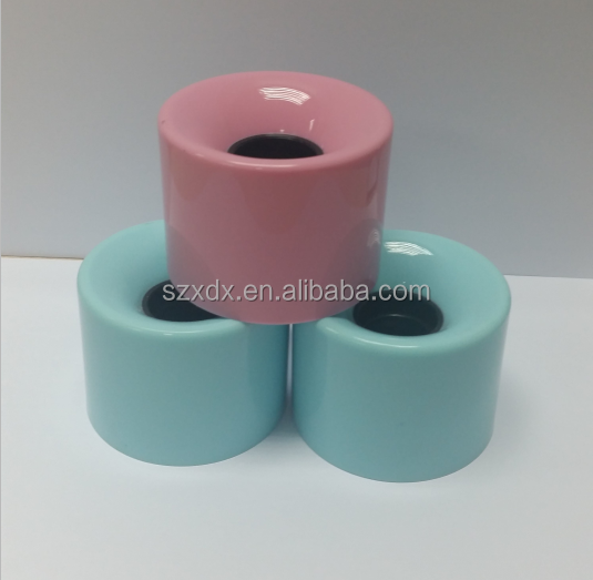 Excellent 60x45mm Candy Color Skateboard Wheel China Manufacturer