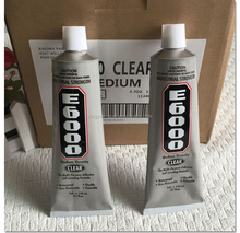 E6000 110ML glue Clear Adhesive Glue DIY glue