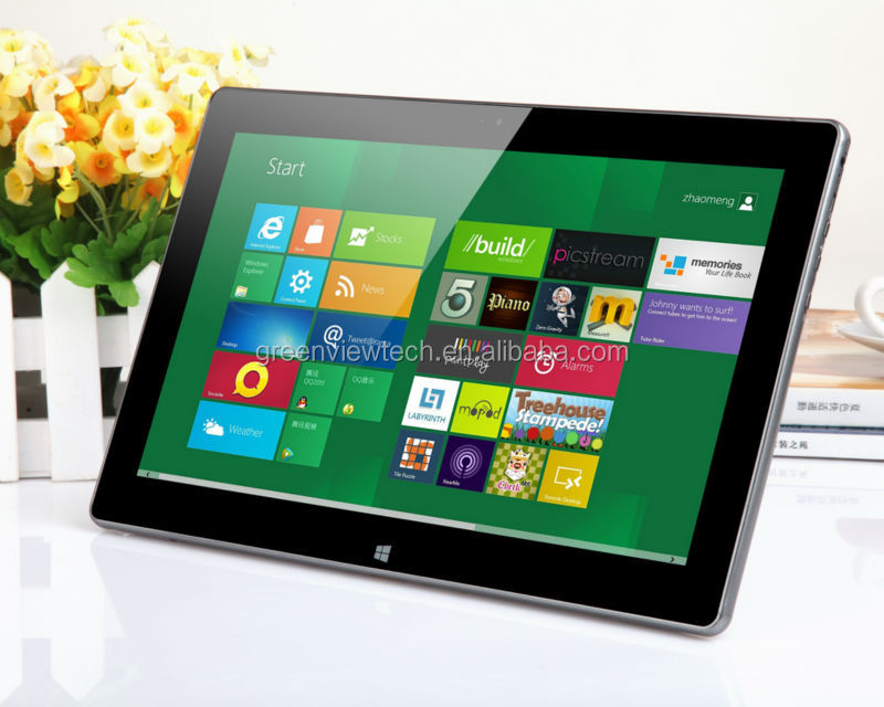 7 inch Wifi Windows8 tablet pc with Bluetooth 4.0