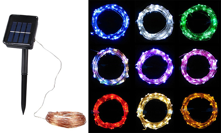 Novelties Goods From China Event Christmas Indoor Outdoor Lighting Warm White LED Fairy Lights