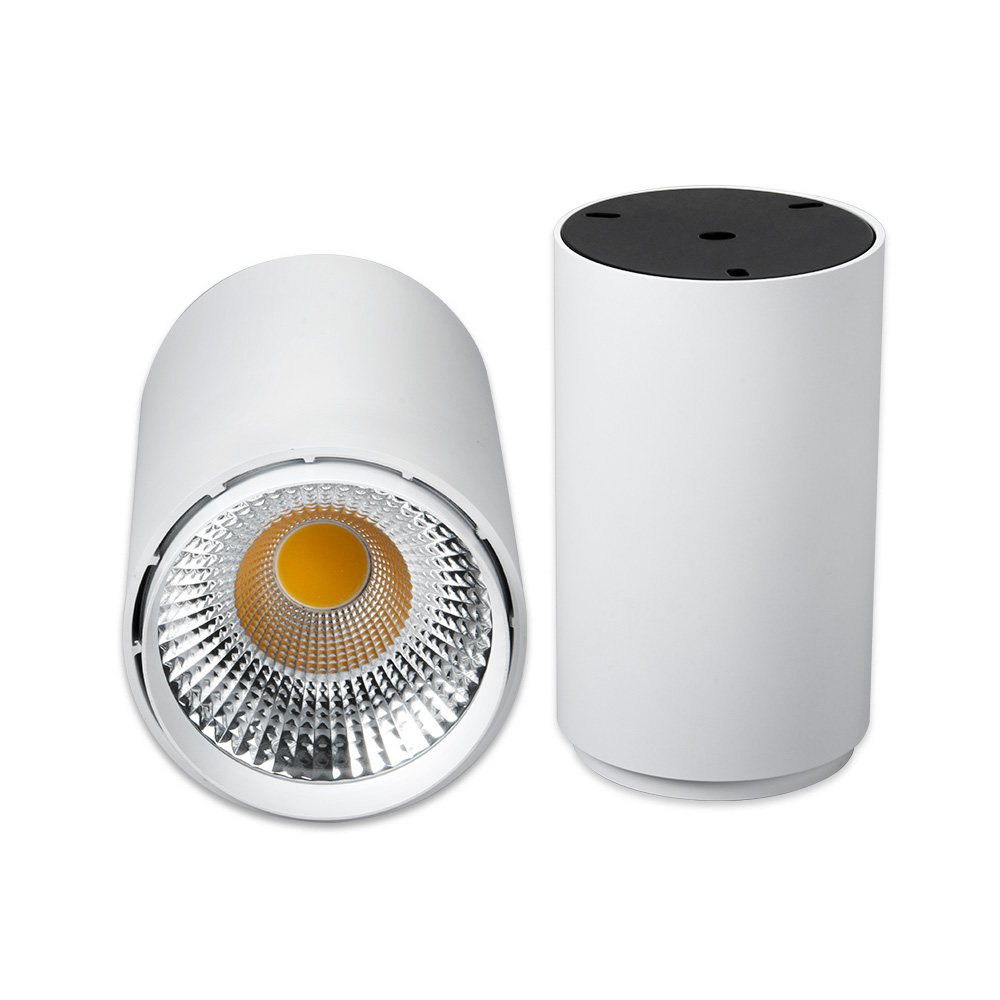 flicker free 30W led surface mounted downlight