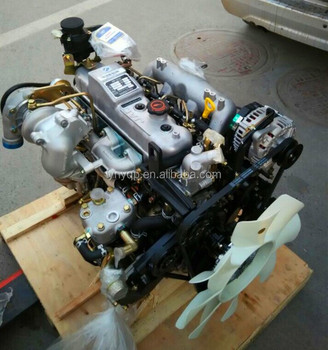 JAC truck diesel engine assembly HFC4DA1-1B