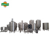 800lts stainless steel fermenter brewhouse brewery tanks manufacturers
