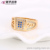 12617 Xuping Fashion18k gold plated fashion mens ring, classical anniversary wedding jewelry rings for men