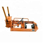 HWS-II Cheap prices railway tools hydraulic rail trimmer factory
