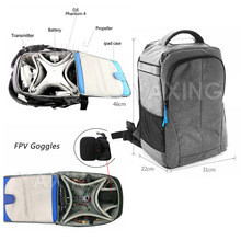 Backpack Shoulder Bag Carry Case For DJI Phantom 4 3 Camera FPV Drone or other drones