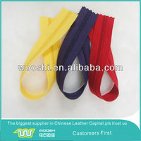 Bags parts long chain nylon zipper roll with 100% polyester nylon tape