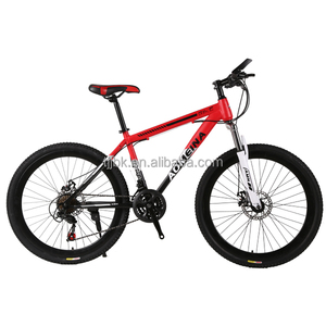 Wholesale Cheap 26 inch 24 speed steel frame MTB mountain bike