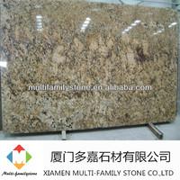 polished golden persa natural stone granite slab