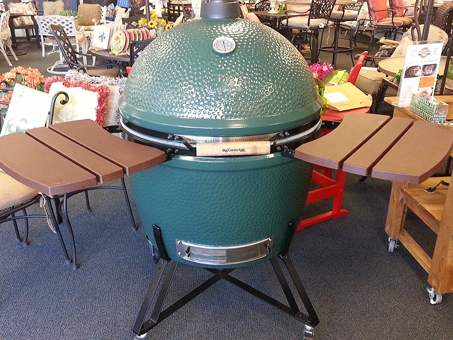 Sensational Cheap Big Green Egg Small Find Big Green Egg Small Deals On Complete Home Design Collection Barbaintelli Responsecom