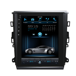 10.4inch Car DVD Player for Ford Focus Mondeo S-Max vertical screen 2014 Android 7.1 HD Radio Steteo GPS Sat Nav