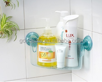Colorful Soap Holder Bathroom Large Shower Basket Shampoo Holder