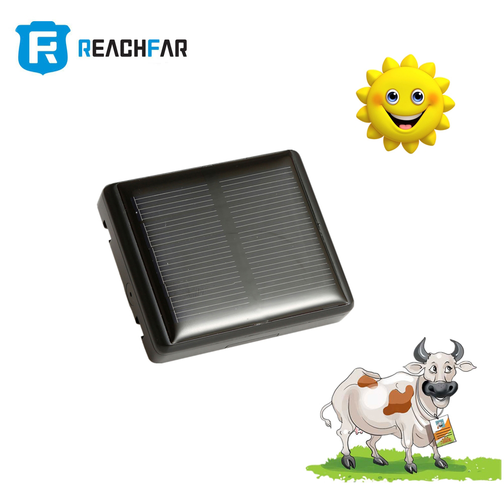 Mini GPS Tracker China Manufacturer Waterproof Smallest Solar Powered Cow GPS Tracking System