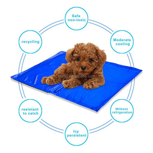 Customized Gel Dog Cooling Mat Baby Cooling Mat Cooling Mat For Dogs 30*40 40*50 45*60 50*90 80*96CM