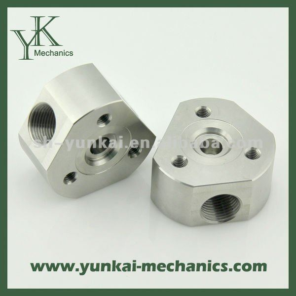 High percision cnc drilling parts custom cnc drilling products aluminum cnc drilling