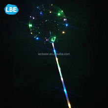 hand-held led light balloons with switches