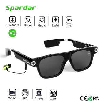 Bluetooth Mp3 Player Sunglasses With 720p Hd Video Camera - Buy Mp3 ... 3ae18c35cf