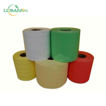 Auto car oil wooden pulp filter paper oil filter paper