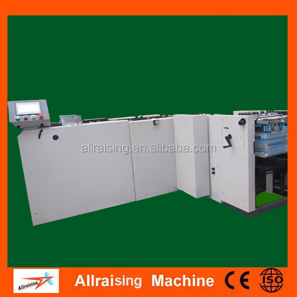 Economic Automatic Vertical and Horizontal Creasing Machine