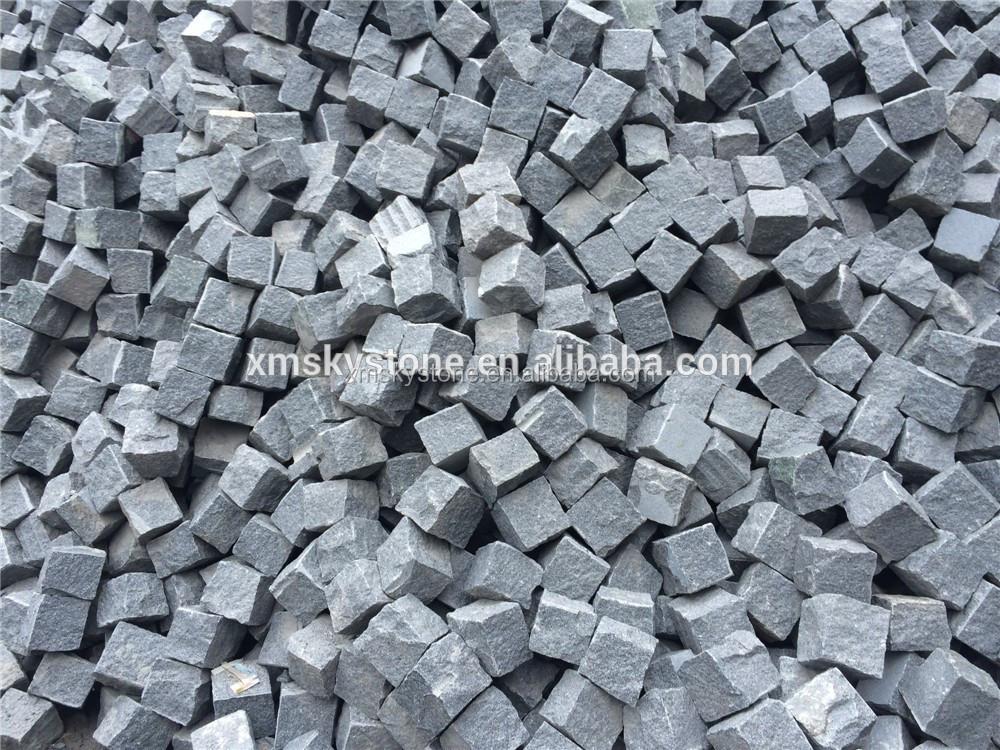 El precio de f brica natural piedra de pavimentaci n del - Precio de adoquines de granito ...