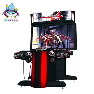 The House Of The Dead 4 Coin Operated Arcade Shooting Game Machine