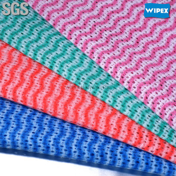 High Quality spunlace nonwoven household washcloth