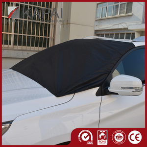 High quality windshield cover for ice and snow