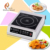 2019 hotel electric equipment stainless steel 304# commercial induction cooker high power single wok h35b