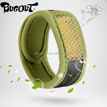 Magic mosquito repellent wristband No Deet Safe