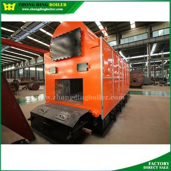 Solid Fuel Waste Wood Coal Steam Boiler Manufacturer