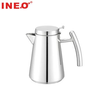Buffet Stainless Steel Hot Water Jug Tea Or Coffee