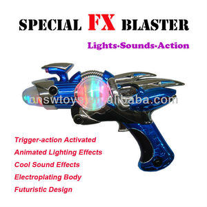 DD0600845 Special FX Blaster Flashing Laser light up Toys Gun
