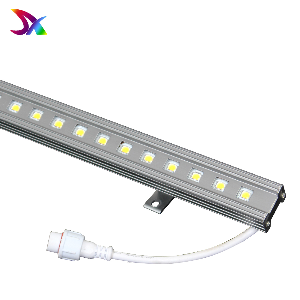 SMD5050 High brightness led linear lighting for building decoration