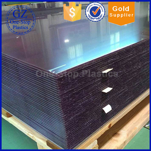 Antistatic polycarbonate plate sheet Custom ESD PC board