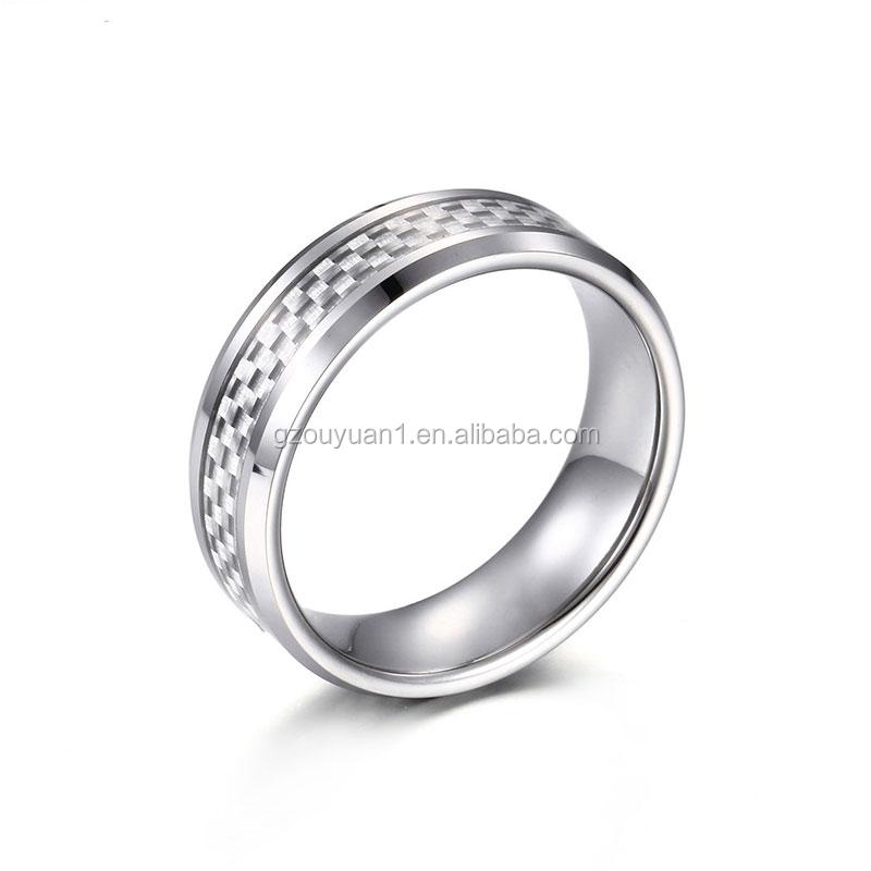 tungsten firefighter wedding rings men jewelry with carbon fiber buy tungsten firefighter wedding ringssmart ring jewelrycarbon fiber product on - Firefighter Wedding Rings