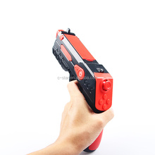 Chinese Fabriek Speelgoed Plastic Augmented Reality <span class=keywords><strong>PC</strong></span> Gun <span class=keywords><strong>Controller</strong></span> voor Shooting Game Laser AR Game Gun