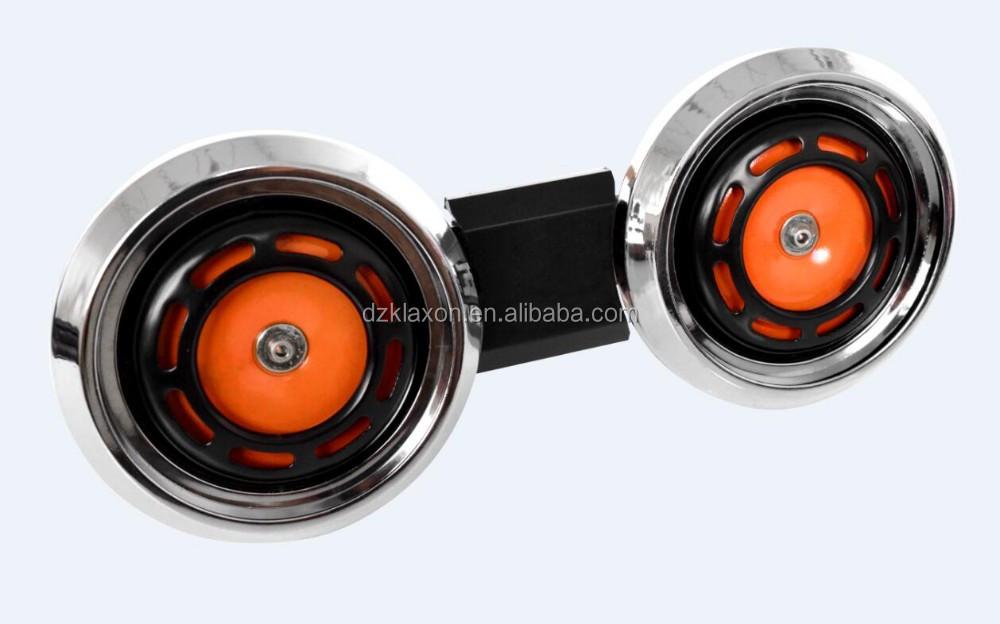 Multi Sound Car Horn Klaxon Disc Speaker Electric 12v Horn For Japanese  Germany Car Truck Bus Motorcycle - Buy Car Horn Klaxon,Disc Speaker,Bus  Horn