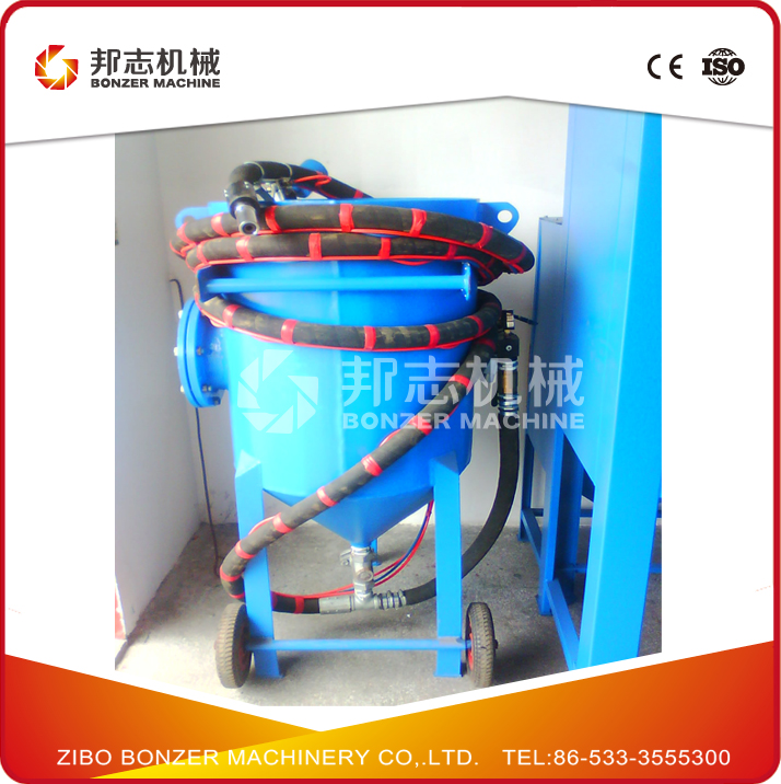 Portable Glass Bead Blasting Machine Price