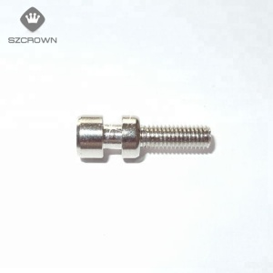 Titanium Hexagon double-deck Socket Pan Head Screws