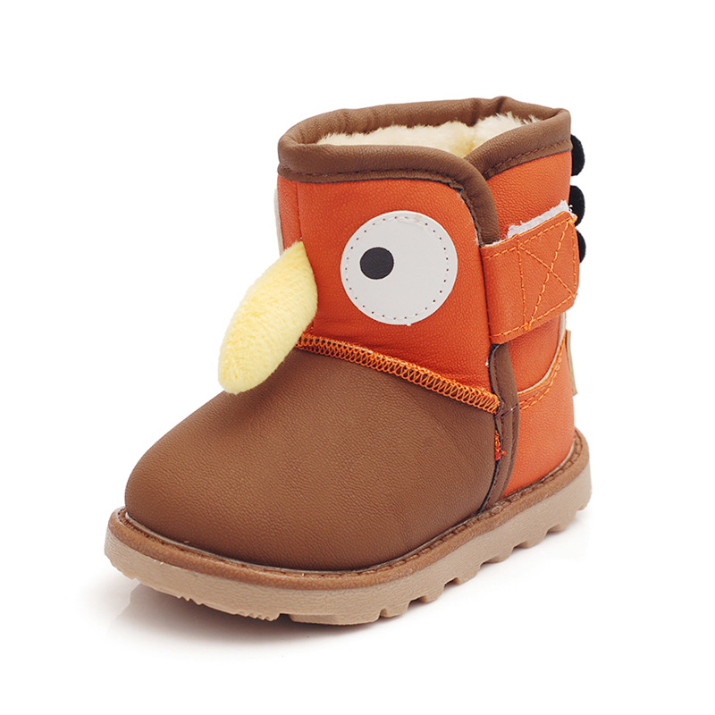 Buy 2015 New Toddler Boy boots Proboscis bird Cartoon Child Snow boots Warm  Botas Invierno Kids Fur Snow Boots Children Winter in Cheap Price on  Alibaba.com 270a294eadb1