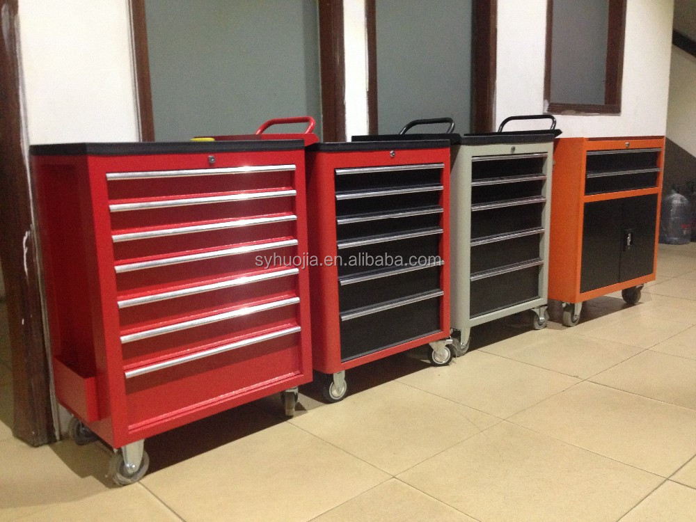 SHANGYANG Brand Workshop Mobile drawer tool chest for small parts storage