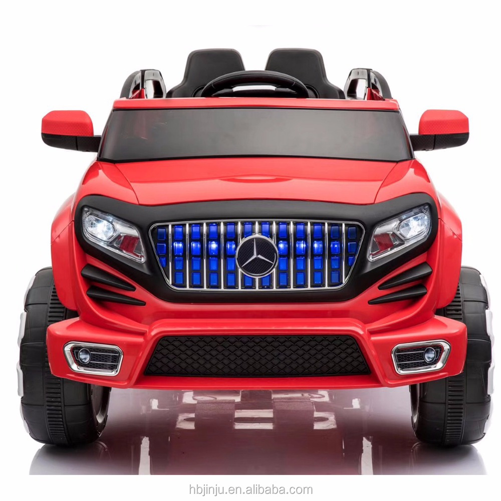ample power six wheels big cross-country benz kids ride on cars baby electric toys